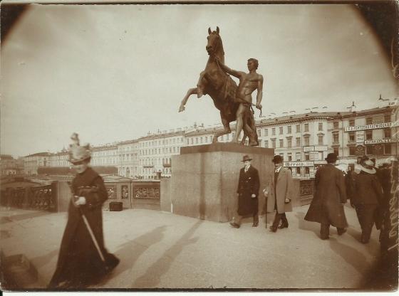 Фотографии старого Петербурга